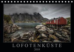 Lofotenküste (Tischkalender 2019 DIN A5 quer) von Worm,  Sebastian