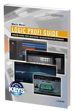 Logic Profi Guide von Maier,  Moritz