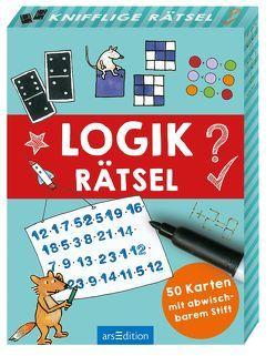 Logikrätsel von Kiefer,  Philip, Schnabel,  Dunja