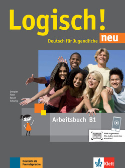 Logisch! neu B1 von Dengler,  Stefanie, Fleer,  Sarah, Rusch,  Paul, Schurig,  Cordula