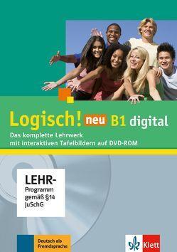 Logisch! neu B1 von Dengler,  Stefanie, Fleer,  Sarah, Lösche,  Ralf-Peter, Rusch,  Paul, Schurig,  Cordula