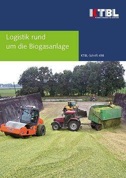 Logistik rund um die Biogasanlage