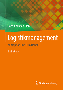 Logistikmanagement von Pfohl,  Hans-Christian