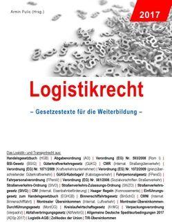 Logistikrecht von Pulic,  Armin
