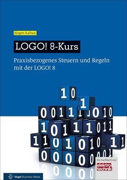 LOGO! 8-Kurs von Kaftan,  Jürgen
