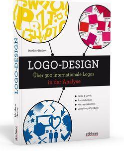 Logo-Design – Über 300 internationale Logos in der Analyse von Healey,  Matthew