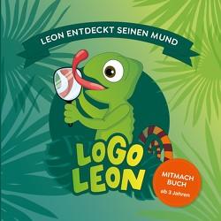 LogoLeon – Leon entdeckt seinen Mund von Eikelberg,  Catja, Schwarz,  Isabel