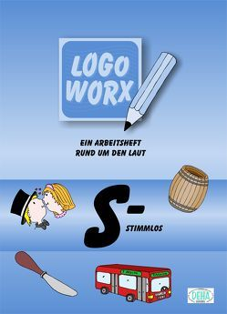 LogoWorx S- (stimmlos) von Hoffmann,  Daniel, Hoffmann,  Eva, Reitzenstein,  Ute von