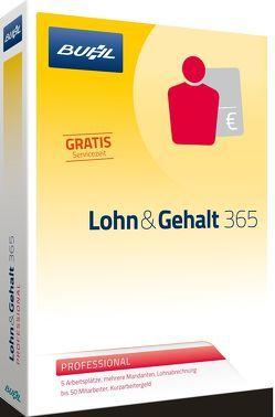 Lohn & Gehalt 365 Professional von Buhl Data Service GmbH