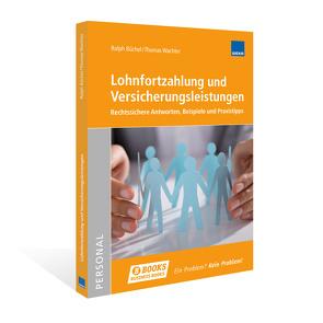Lohnfortzahlung und Versicherungsleistungen von Büchel,  Ralph, Wachter,  Thomas