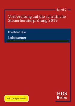 Lohnsteuer von Dürr,  Christiane