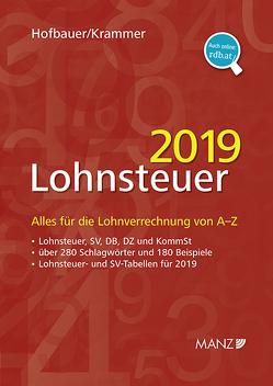 Lohnsteuer 2019 von Hofbauer,  Josef, Krammer,  Michael