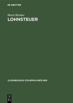 Lohnsteuer von Hessler,  Horst