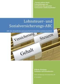 Lohnsteuer- und Sozialversicherungs-ABC von Krudewig,  Wilhelm