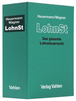 Lohnsteuer von Heuermann,  Bernd, Wagner,  Klaus