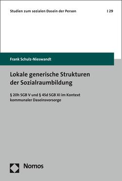 Lokale generische Strukturen der Sozialraumbildung von Schulz-Nieswandt,  Frank