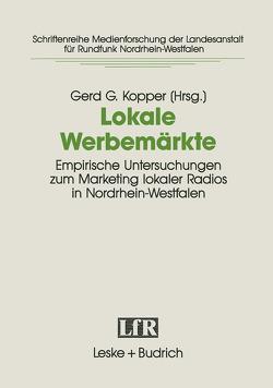 Lokale Werbemärkte von Kopper,  Gerd G.