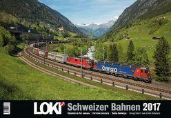 LOKI-Kalender 2017 von Krauß,  Stephan, Roth,  Hans