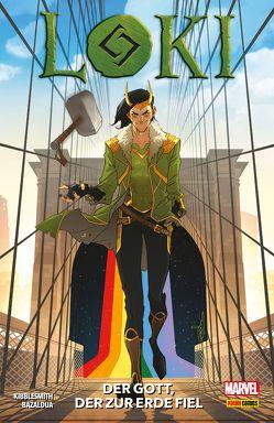 Loki – Neustart von Bazaldua,  Oscar, Kibblesmith,  Daniel