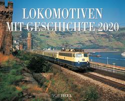 Lokomotiven mit Geschichte 2020 von VG Bahn