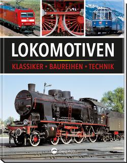Lokomotiven von Berndt,  Torsten, Eckert,  Klaus
