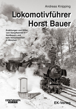 Lokomotivführer Horst Bauer von Knipping,  Andreas