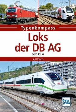 Loks der DB AG von Reiners,  Jan