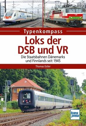 Loks der DSB und VR von Estler,  Thomas