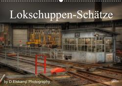 Lokschuppen-Schätze (Wandkalender 2020 DIN A2 quer) von Elskamp-D.Elskamp Photography,  Danny