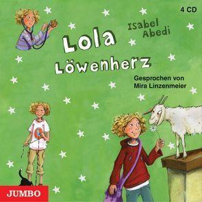 Lola Löwenherz von Abedi,  Isabel, Linzenmeier,  Mira