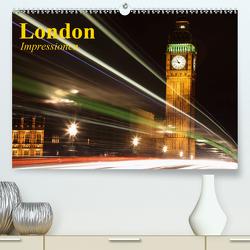 London • Impressionen (Premium, hochwertiger DIN A2 Wandkalender 2021, Kunstdruck in Hochglanz) von Stanzer,  Elisabeth