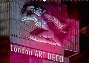 London ART DECO (Wandkalender 2018 DIN A2 quer) von Robert,  Boris