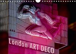 London ART DECO (Wandkalender 2018 DIN A4 quer) von Robert,  Boris