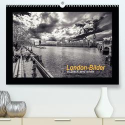 London-Bilder (Premium, hochwertiger DIN A2 Wandkalender 2021, Kunstdruck in Hochglanz) von Landsmann,  Markus