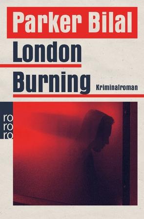 London Burning von Bilal,  Parker, Thiesmeyer,  Ulrike