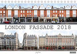 London Fassade 2018 (Tischkalender 2018 DIN A5 quer) von Rom,  Jörg
