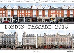 London Fassade 2018 (Wandkalender 2018 DIN A4 quer) von Rom,  Jörg