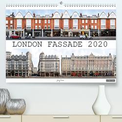 London Fassade 2020 (Premium, hochwertiger DIN A2 Wandkalender 2020, Kunstdruck in Hochglanz) von Rom,  Jörg