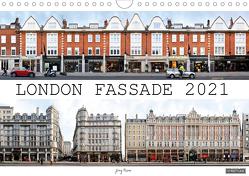 London Fassade 2021 (Wandkalender 2021 DIN A4 quer) von Rom,  Jörg