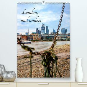 London, mal anders (Premium, hochwertiger DIN A2 Wandkalender 2020, Kunstdruck in Hochglanz) von Much,  Holger