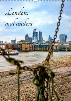 London, mal anders (Wandkalender 2019 DIN A2 hoch) von Much,  Holger