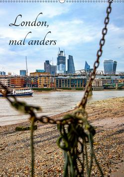 London, mal anders (Wandkalender 2019 DIN A2 hoch) von Much,  Holger