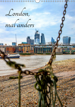 London, mal anders (Wandkalender 2019 DIN A3 hoch) von Much,  Holger