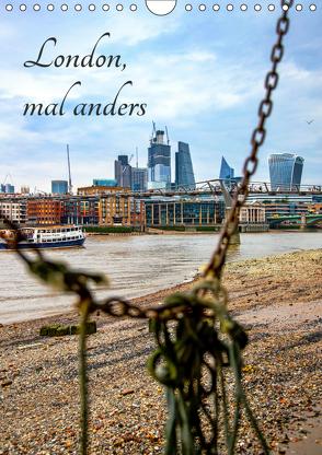 London, mal anders (Wandkalender 2019 DIN A4 hoch) von Much,  Holger