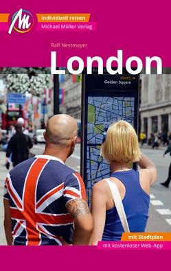 London MM-City Reiseführer Michael Müller Verlag von Nestmeyer,  Ralf