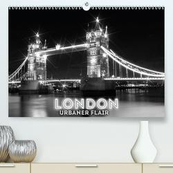 LONDON Urbaner Flair (Premium, hochwertiger DIN A2 Wandkalender 2020, Kunstdruck in Hochglanz) von Viola,  Melanie