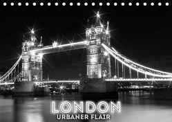LONDON Urbaner Flair (Tischkalender 2019 DIN A5 quer)