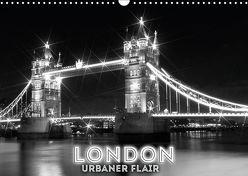LONDON Urbaner Flair (Wandkalender 2019 DIN A3 quer)