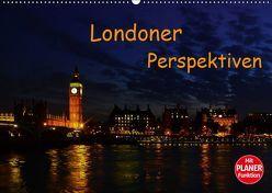 Londoner Perspektiven (Wandkalender 2019 DIN A2 quer) von Berlin, Schoen,  Andreas