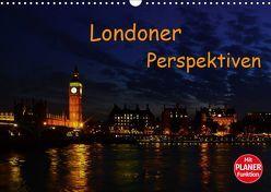 Londoner Perspektiven (Wandkalender 2019 DIN A3 quer) von Berlin, Schoen,  Andreas